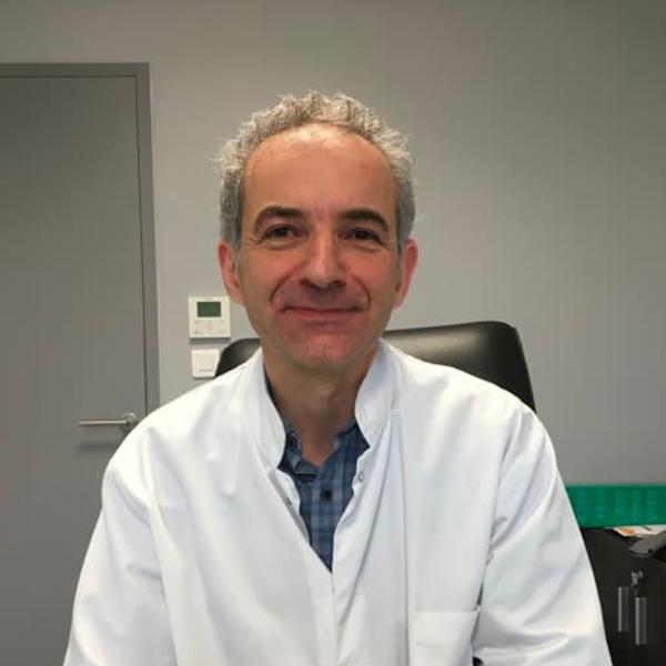 Dr Phillippe DE MAS